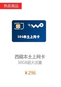30GB包月卡