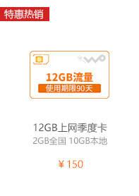 12GB季度卡