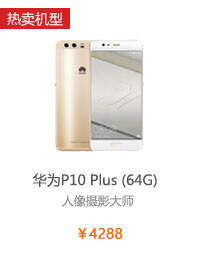 华为P10 Plus 64G