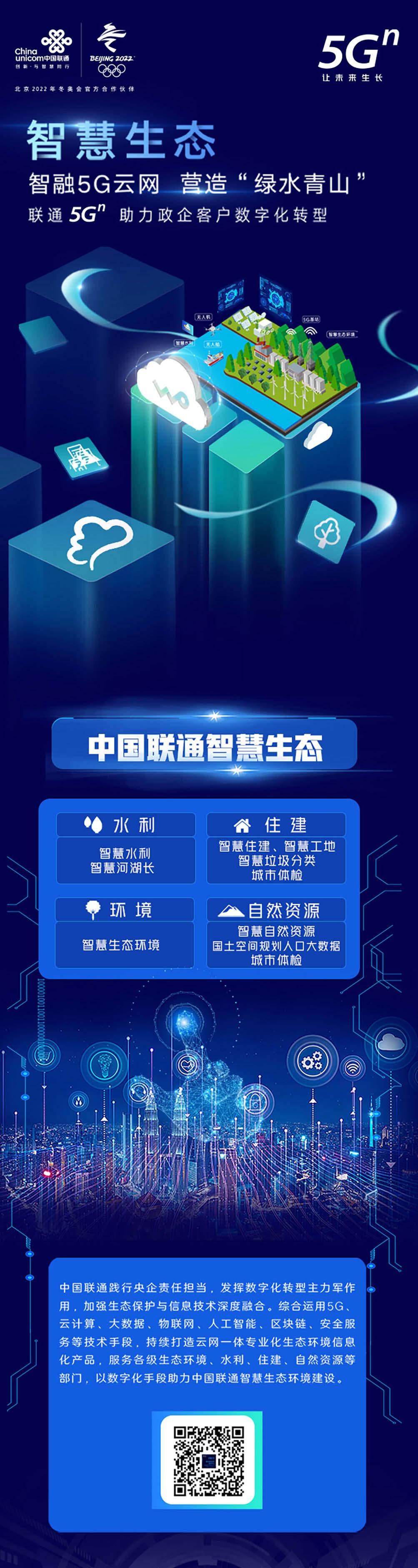 """智融5G云网 营造""""绿水青山""""1"""
