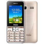 【内购特惠】Haier/海尔 HG-M512 联通移动2G直板按键超长待机大字大声老人机关爱父母 正品保证