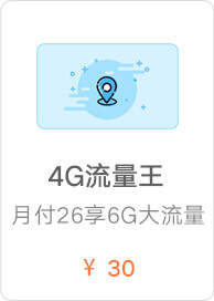 4G流量王