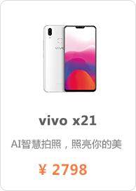 vivo X21