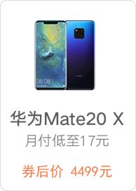 MATE20 X