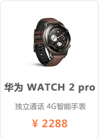 华为 WATCH 2 pro