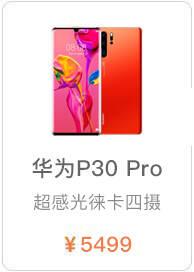 华为P30 Pro(8+128G)